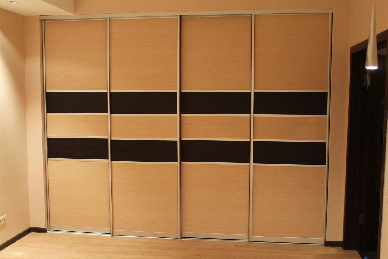 Встроенные шкафы-купе на заказ : заказать встроенный шкаф ку.